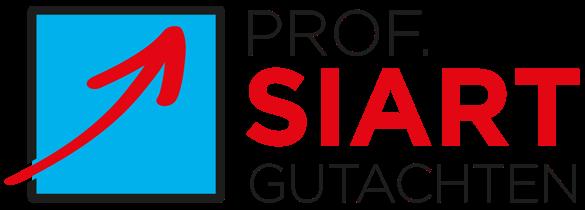Logo - Prof. Siart Gutachten GmbH